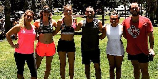 Invigorate Body Bootcamp Hyde Park