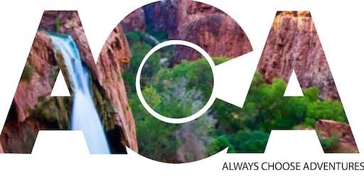 June - Havasupai with Always Choose Adventures