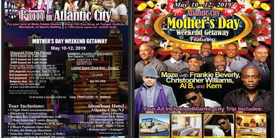 Mothers Day AllInclusive Musical Weekend GetAway