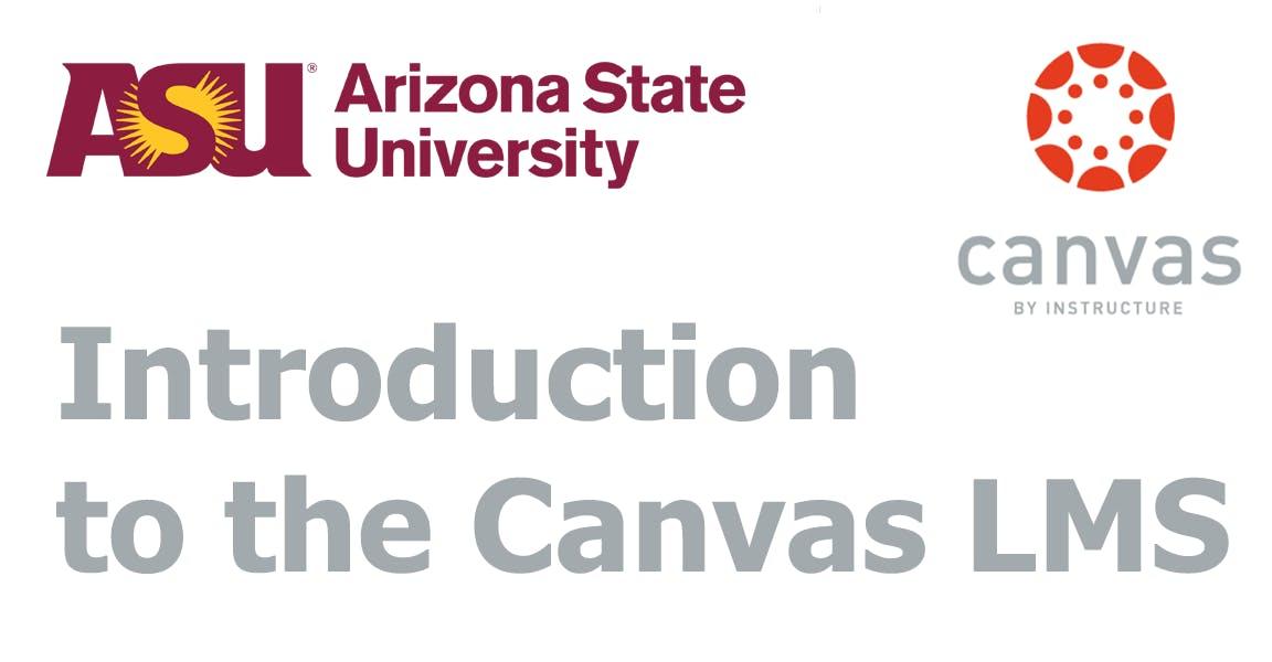 Canvas Training - Introduction (Tempe - HIDA)