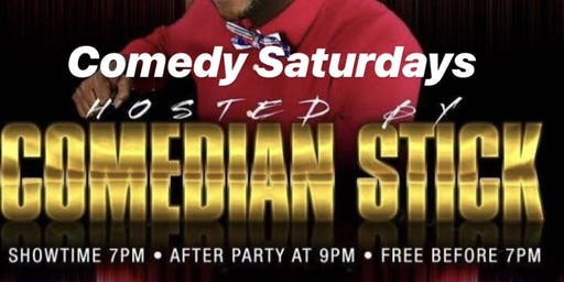 Comedy Saturdays at Red Star Lounge