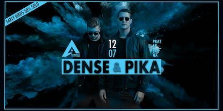 DENSE & PIKA | Pratersauna - Minima Tickets