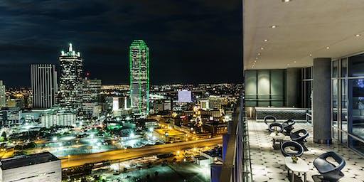 W Dallas Rooftop Halloween Night Masquerade