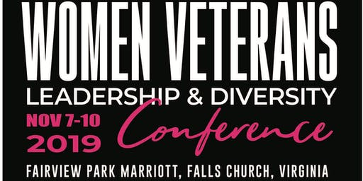 2019 Women Veterans Leadership and Diversity Confe
