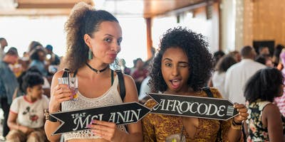 AfroCode NEW YORK CITY | HipHop; AfroBeats; Soca {Sun Apr 21 }