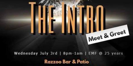 """The Intro"" Wednesday @Essence Fest tickets"