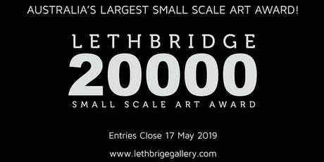 The Lethbridge 20 000 Small Scale Art Award tickets