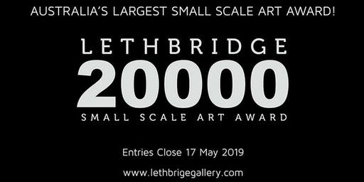 The Lethbridge 20 000 Small Scale Art Award