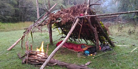 Wilderness Survival Overnight Course tickets