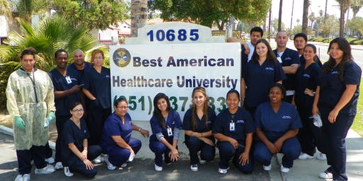 Home Health Aide Training Classes Ontario CA