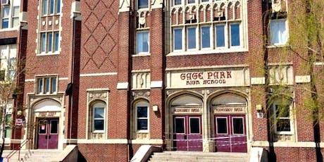 Gage Park High School 10 year Class reunion  tickets
