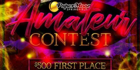 Amateur Contest tickets