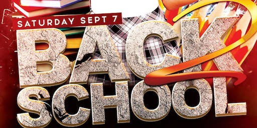 Back to School Party