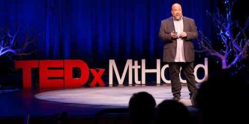 TEDxMtHood 2019