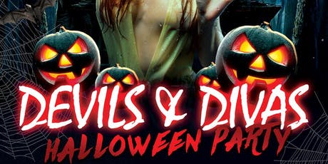 Devils and Divas Halloween Party: Part 1 tickets