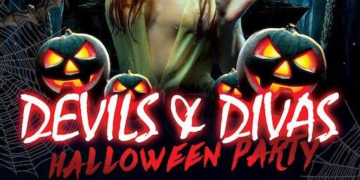 Devils and Divas Halloween Party: Part 1