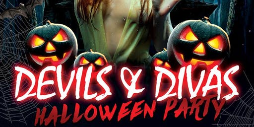 Devils and Divas Halloween Party: Part 1