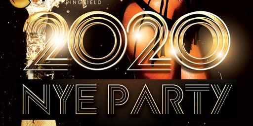 New Years Eve 2020 Bash