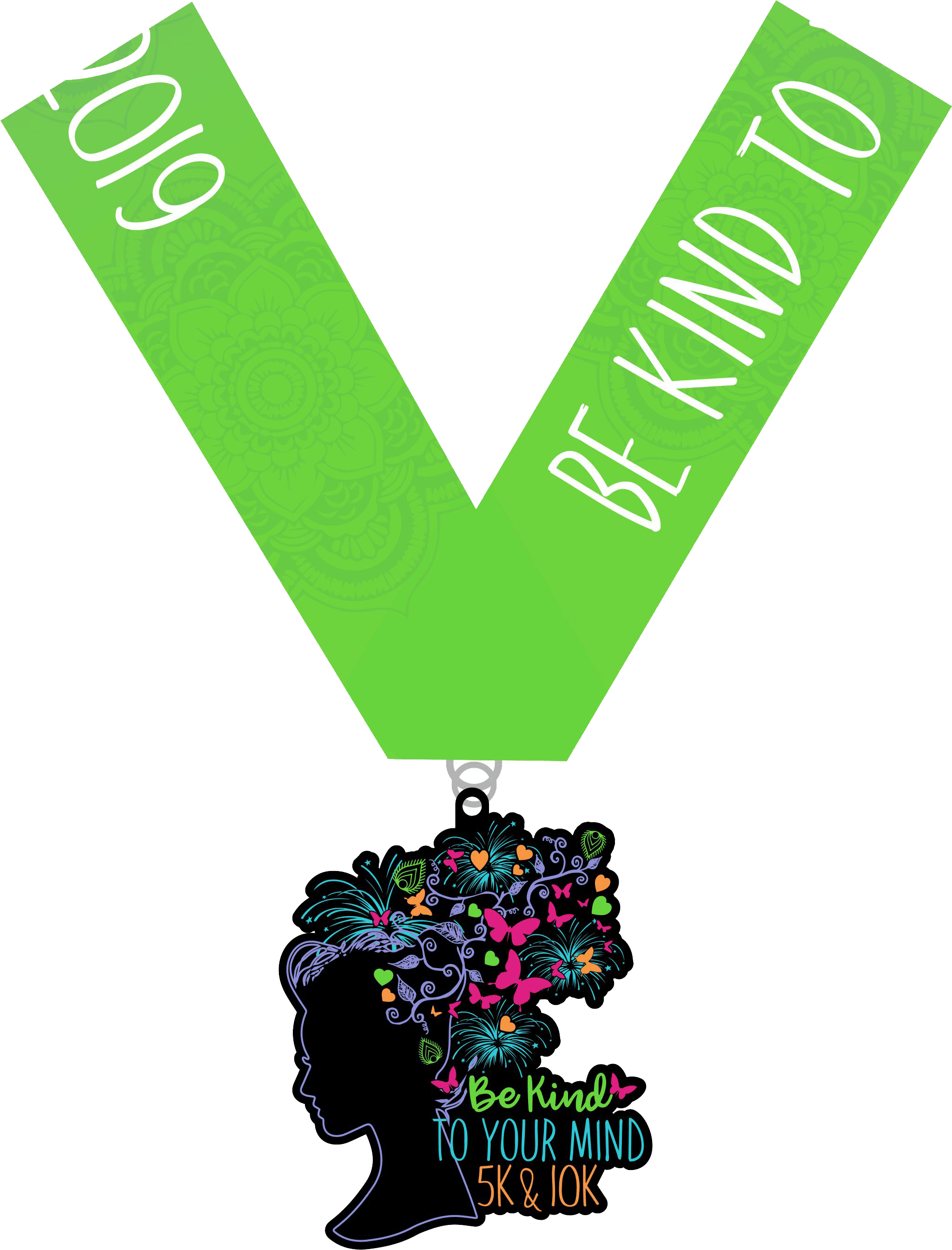 2019 Be Kind To Your Mind 5K & 10K - Scottsdale