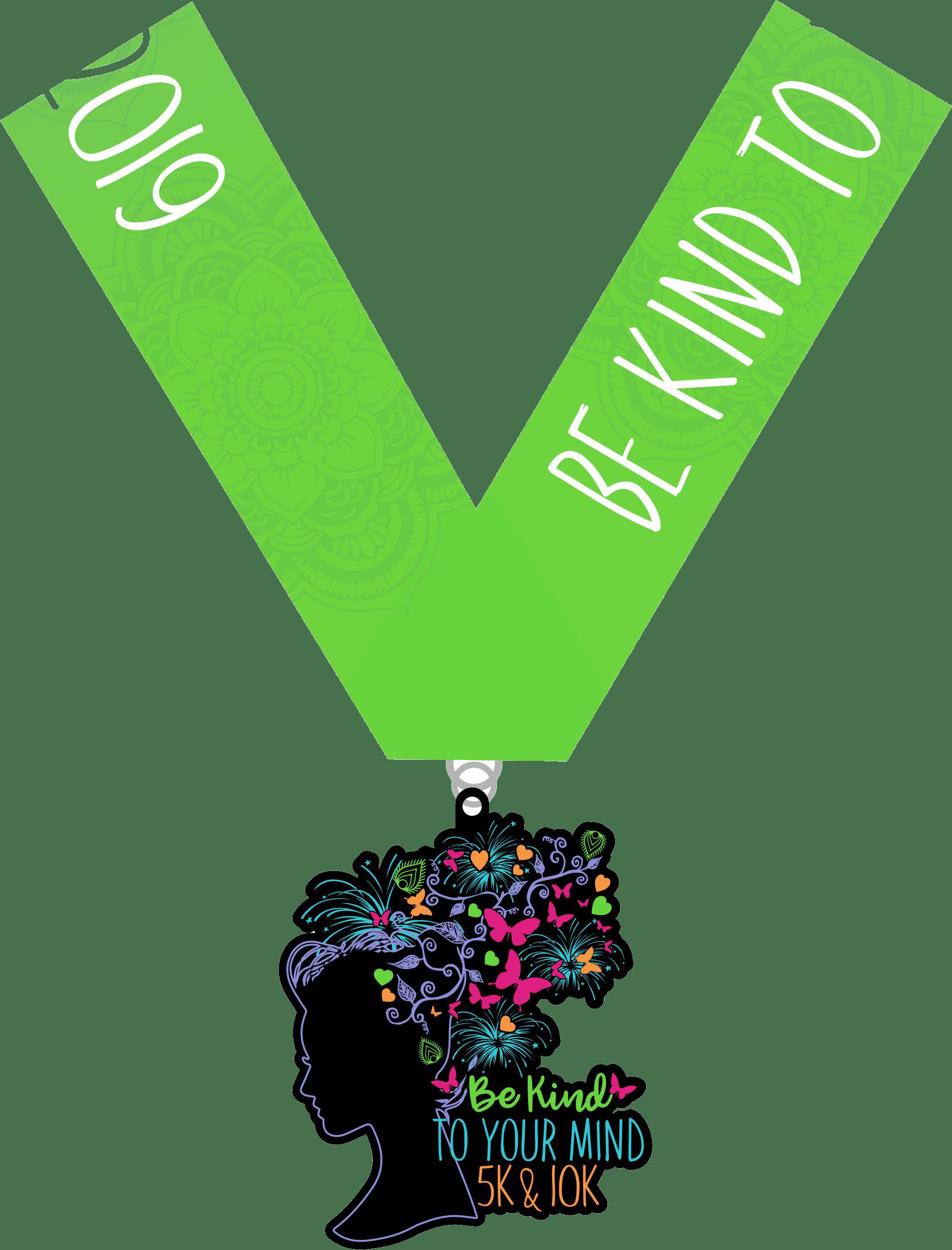 2019 Be Kind To Your Mind 5K & 10K - Tucson