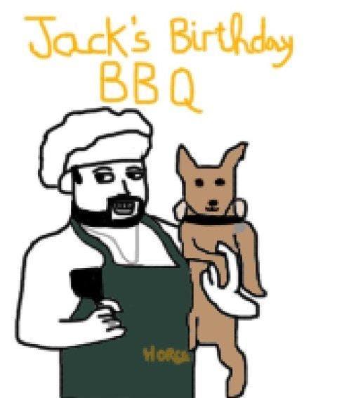 Jack's Birthday BBQ
