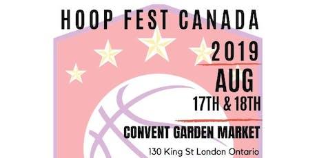 HOOP FEST CANADA 2019 tickets