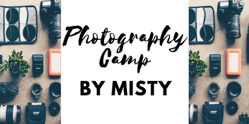 Kids Photography Camp with Photography by Misty