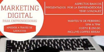 Marketing Digital Para Emprendedoras