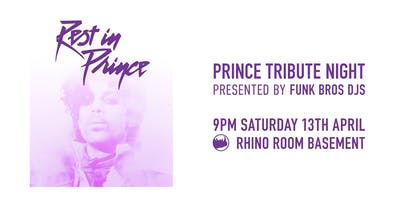 Rest in Prince 2019