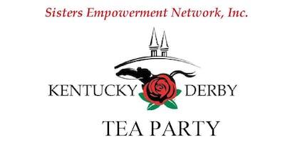 Kentucky Derby Tea Party