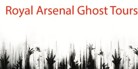 Ghosts of the Royal Arsenal, Woolwich tickets