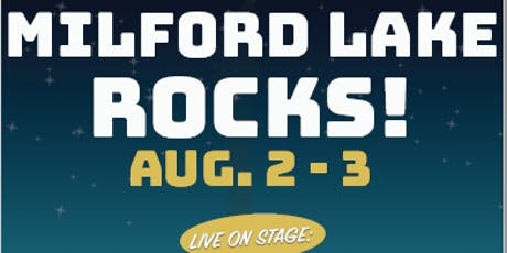 Rock Fest! - Milford Lake Concert Series Part 2 tickets