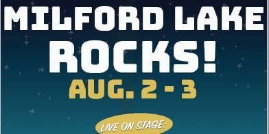 Rock Fest! - Milford Lake Concert Series Part 2