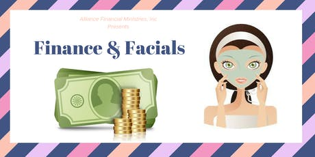 Finance & Facials tickets