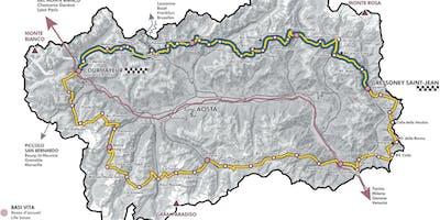 Des terrils du Borinage aux sentiers du Tor des Géants dans le Val d'Aoste