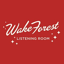 The Wake Forest Listening Room & Magnolia Roots Music Lounge logo