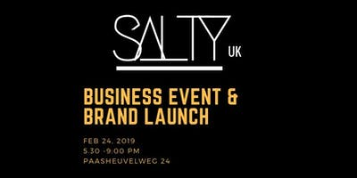 SALTY UK BUSINESS EVENT