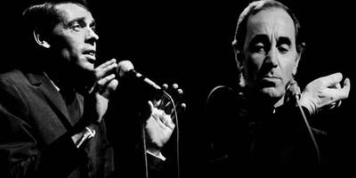 The Music of Jacques Brel & Charles Aznavour