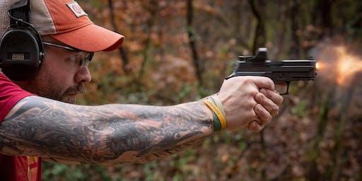 Pinckney, MI: MONDAY Technical Handgun: Tests and Standards