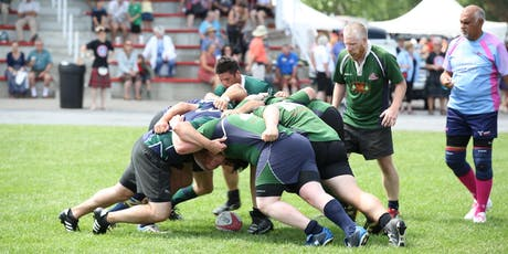 Glengarry Highland Games - 2019 Rugby Registration tickets