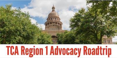 TCA Region 1 Advocacy Roadtrip