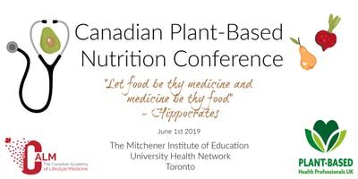 Canadian Plant-Based Nutrition Conference