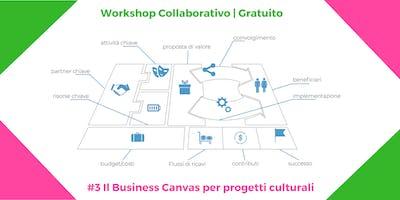 Workshop Collaborativo 3: Il Business Model per progetti culturali