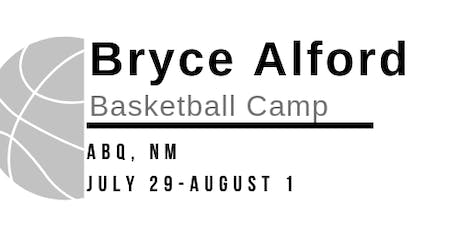 Bryce Alford Basketball Camp tickets
