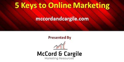 5 Keys to Online Marketing: Key #2 Influencer Marketing: Making it Work for Everyone Involved