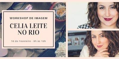 Celia Leite no Rio - Workshop de Imagem
