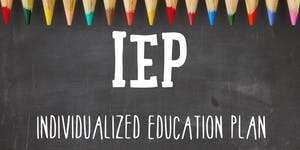 10 Things You Need to Know about IEPs - ASCV Workshop