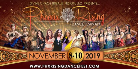 2019 Phoenix Rising Dance Festival® tickets