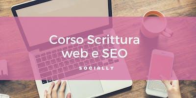 Corso e Workshop Scrittura web e SEO