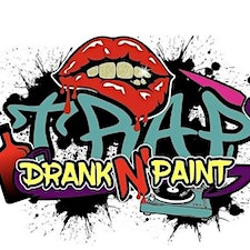 Trap.Drank.Paint.901! logo